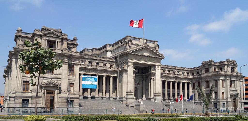 Velvyslanectví Republiky Peru v České republice