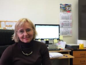 Secretaria Ivana del Castillova