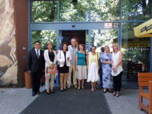 Visita al Museo de Moravia